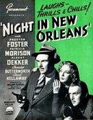 Night in New Orleans - poster (xs thumbnail)