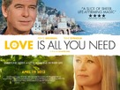 Den skaldede frisør - British Movie Poster (xs thumbnail)