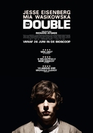 The Double - Dutch Movie Poster (xs thumbnail)