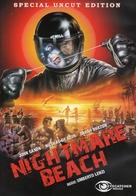 Nightmare Beach - German DVD movie cover (xs thumbnail)