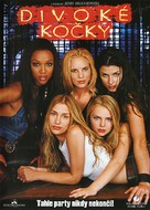 Coyote Ugly - Czech Movie Cover (xs thumbnail)