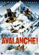 Avalanche - French DVD cover (xs thumbnail)