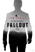 Mission: Impossible - Fallout - Teaser poster (xs thumbnail)