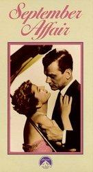 September Affair - VHS cover (xs thumbnail)