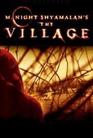 The Village - DVD cover (xs thumbnail)