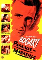 Passage to Marseille - DVD movie cover (xs thumbnail)