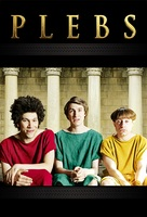 """Plebs"" - British Movie Poster (xs thumbnail)"