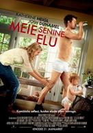 Life as We Know It - Estonian Movie Poster (xs thumbnail)