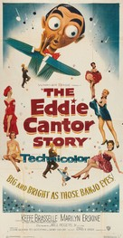 The Eddie Cantor Story - Movie Poster (xs thumbnail)
