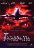 Turbulence 3: Heavy Metal - French Movie Poster (xs thumbnail)