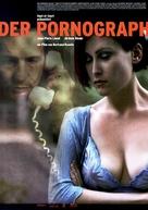 Le pornographe - German Movie Poster (xs thumbnail)