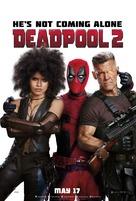 Deadpool 2 - Lebanese Movie Poster (xs thumbnail)
