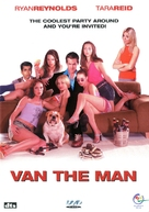 Van Wilder - Swedish Movie Cover (xs thumbnail)