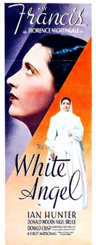The White Angel - Movie Poster (xs thumbnail)