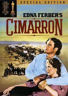 Cimarron - DVD movie cover (xs thumbnail)