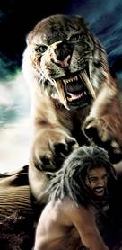 10,000 BC (2008) movie posters