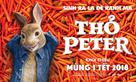Peter Rabbit - Vietnamese poster (xs thumbnail)