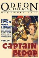 Captain Blood - Movie Poster (xs thumbnail)