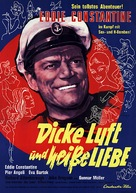 SOS Pacific - German Movie Poster (xs thumbnail)