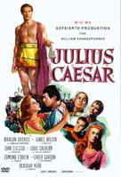 Julius Caesar - German DVD movie cover (xs thumbnail)