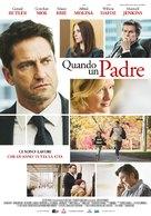 A Family Man - Italian Movie Poster (xs thumbnail)