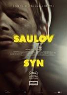 Saul fia - Slovak Movie Poster (xs thumbnail)