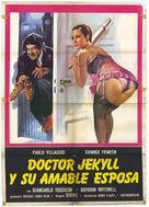 Dottor Jekyll e gentile signora - Spanish Movie Poster (xs thumbnail)