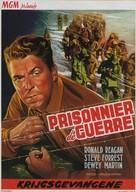 Prisoner of War - Belgian Movie Poster (xs thumbnail)