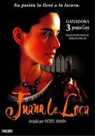 Juana la Loca - Argentinian poster (xs thumbnail)