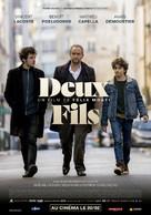 Deux fils - Belgian Movie Poster (xs thumbnail)