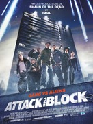 Attack the Block - French Movie Poster (xs thumbnail)
