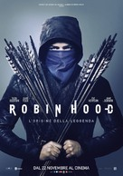 Robin Hood - Italian Movie Poster (xs thumbnail)