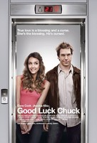Good Luck Chuck - Movie Poster (xs thumbnail)