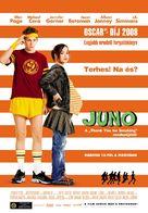 Juno - Hungarian poster (xs thumbnail)