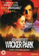 Wicker Park - British poster (xs thumbnail)