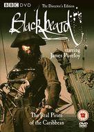Blackbeard: Terror at Sea - British DVD cover (xs thumbnail)
