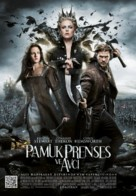Snow White and the Huntsman - Turkish Movie Poster (xs thumbnail)
