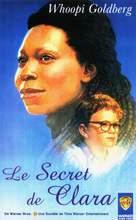 Clara's Heart - French VHS movie cover (xs thumbnail)