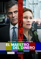 Money Monster - Argentinian Movie Poster (xs thumbnail)