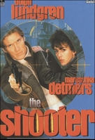 The Shooter - German DVD cover (xs thumbnail)