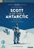 Scott of the Antarctic - British DVD cover (xs thumbnail)
