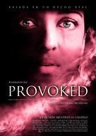 Provoked - Spanish poster (xs thumbnail)