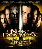 The Man In The Iron Mask - Canadian Movie Cover (xs thumbnail)