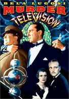 Murder by Television - DVD cover (xs thumbnail)