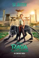 Raya and the Last Dragon - Indonesian Movie Poster (xs thumbnail)