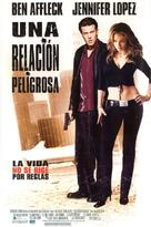 Gigli - Spanish Movie Poster (xs thumbnail)