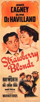 The Strawberry Blonde - Theatrical movie poster (xs thumbnail)
