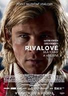 Rush - Czech Movie Poster (xs thumbnail)