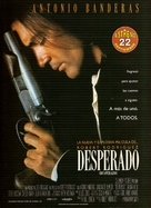 Desperado - Spanish Movie Poster (xs thumbnail)