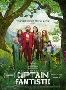 Captain Fantastic - French Movie Poster (xs thumbnail)